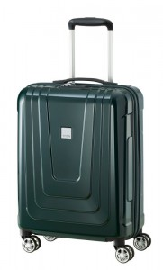 Titan X-ray 4w S Made in Germany palubní kufr TSA 55x40x20 cm 40 l Racing Green