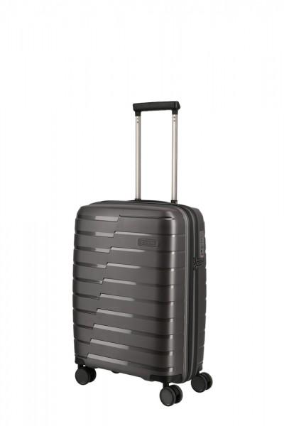 Travelite Kabinový cestovní kufr Air Base S Anthracite 37 l
