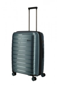 Travelite Cestovní kufr Air Base M Ice blue 71/82 l