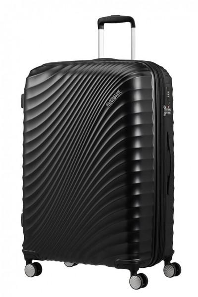 American Tourister Cestovní kufr Jetglam Spinner EXP 71G 97/109 l – černá