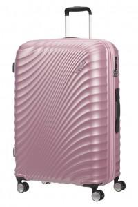 American Tourister Cestovní kufr Jetglam Spinner EXP 71G 97/109 l – růžová