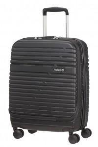 American Tourister Kabinový cestovní kufr Aero Racer Spinner 61G 38,5 l 15.6″ – černá