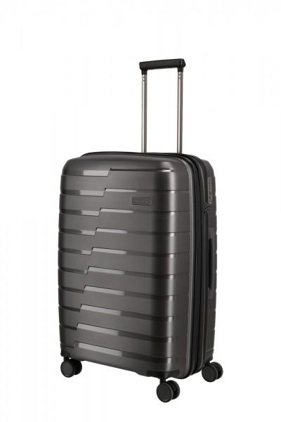 Travelite Cestovní kufr Air Base M Anthracite 71/82 l