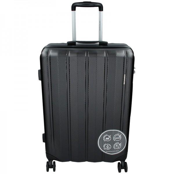 Cestovní kufr Marina Galanti Nova L – černá 95l
