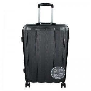 Cestovní kufr Marina Galanti Nova M – černá 70l
