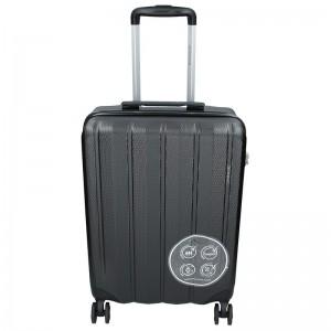 Cestovní kufr Marina Galanti Nova S – černá 39l
