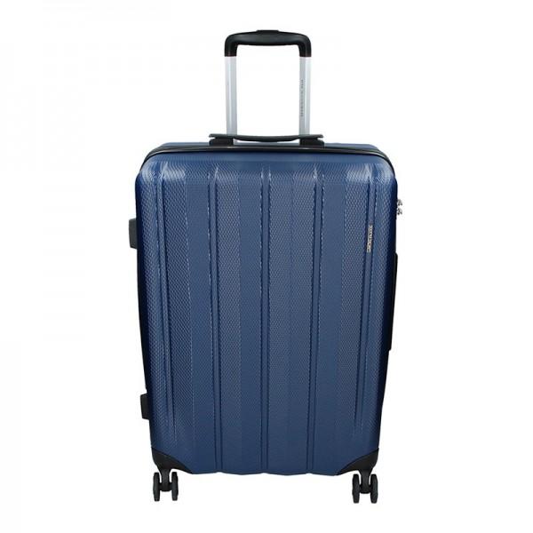 Cestovní kufr Marina Galanti Nova M – modrá 70l