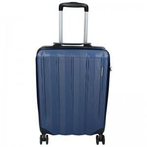 Cestovní kufr Marina Galanti Nova S – modrá 39l
