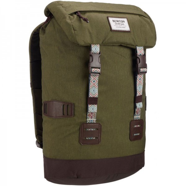 BATOH BURTON TINDER PACK – zelená – 25L 362613