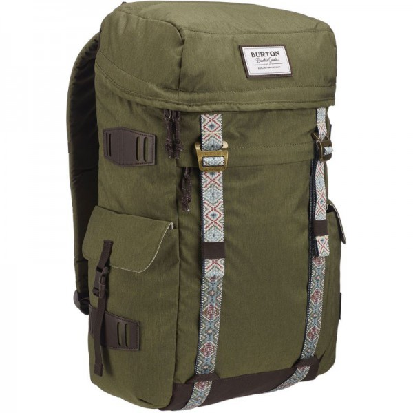 BATOH BURTON ANNEX PACK – zelená – 28L 362622