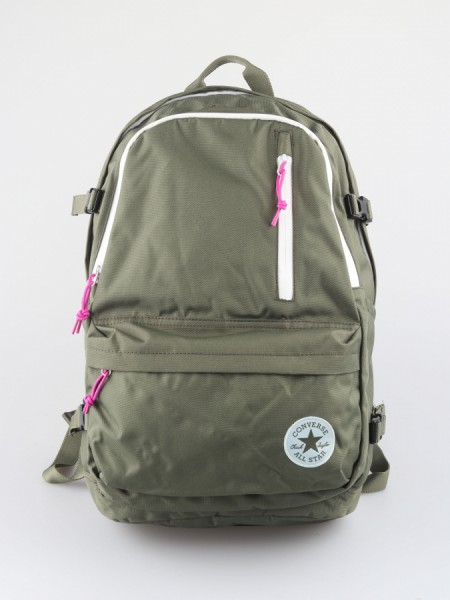 Batoh Converse Straight Edge Backpack Zelená 593849