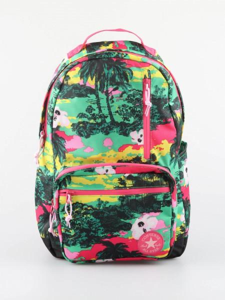 Batoh Converse Go Backpack Barevná 597252