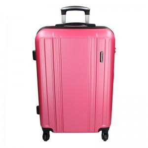 Cestovní kufr Madisson Reina M – růžová 59l