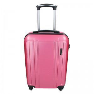 Cestovní kufr Madisson Reina S – růžová 36l