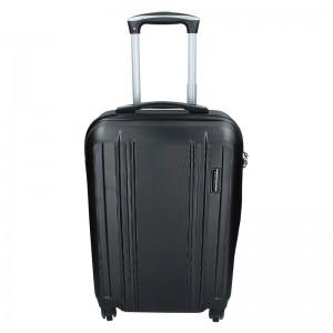 Cestovní kufr Madisson Reina S – černá 36l