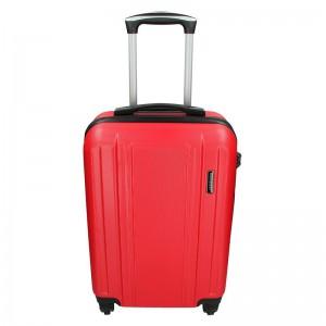Cestovní kufr Madisson Reina S – červená 36l