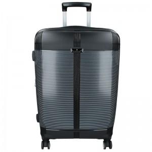 Cestovní kufr Snowball Endrs L – černá 117l