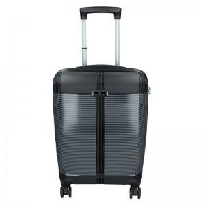 Cestovní kufr Snowball Endrs S – černá 36l