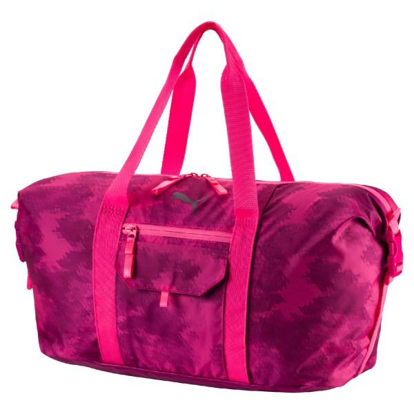 Puma Fit At Workout Bag růžová Jednotná 4285781