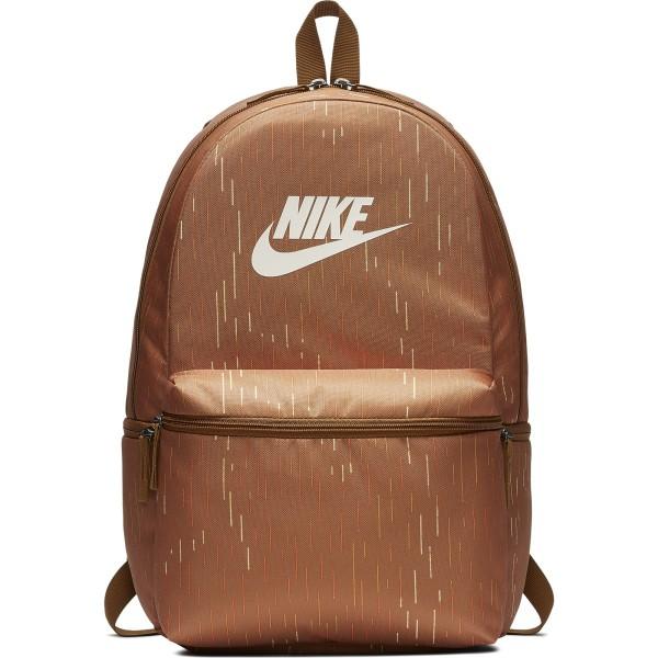 Nike Heritage Backpack hnědá Jednotná 5362067