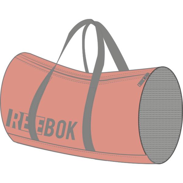 Reebok W Found Cylinder Bag růžová Jednotná 5452003