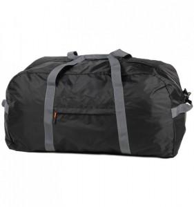 Cestovní taška skládací MEMBER'S HA-0050 – černá