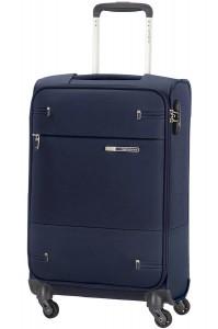 Samsonite Kabinový cestovní kufr Base Boost Spinner 38N 35 l – modrá