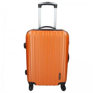 Palubní cestovní kufr Madisson Bilbao -oranžová 39l