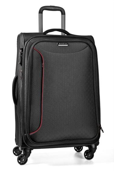 March Kabinový cestovní kufr Delta 38 l – černá