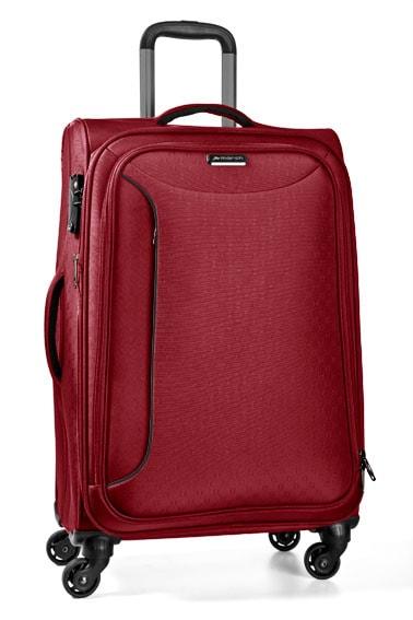March Kabinový cestovní kufr Delta 38 l – červená