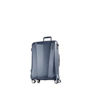 March Kabinový cestovní kufr Vision 37,5 l – modrá
