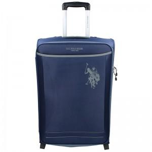 Kabinový cestovní kufr U.S. POLO ASSN. Mauris L – modrá 95l