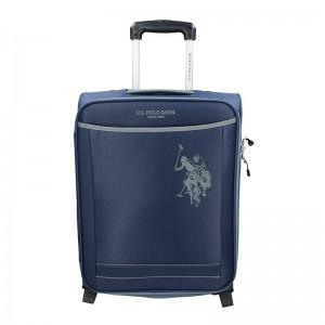 Kabinový cestovní kufr U.S. POLO ASSN. Mauris S – modrá 32l