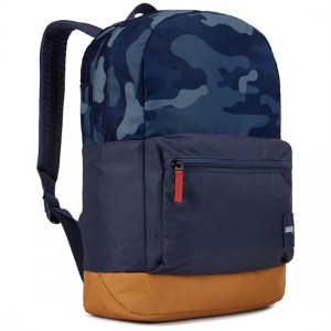 Case Logic Commence 24 l Dress Blue Camo/Cumin