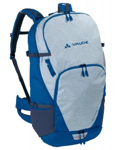 Vaude Bike Alpin 25+5 Radiate Blue