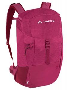 Vaude Women's Skomer 24 Crimson Red
