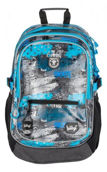 BAAGL Školní batoh Freestyle A-7204