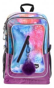 BAAGL Školní batoh Cubic Mandala A-7394