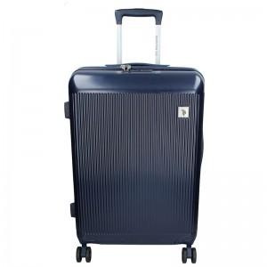 Cestovní kufr U.S. POLO ASSN Marvel L – modrá 102l