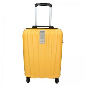 Cestovní kufr Snowball Lada S – žlutá 35l