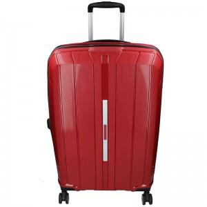 Cestovní kufr Snowball Barcelona L – vínová 95l