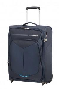 American Tourister Kabinový cestovní kufr Summerfunk Upright 78G 42 l – tmavě modrá