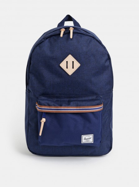 Tmavě modrý batoh Herschel 21,5 l Heritage