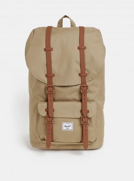 Světle hnědý batoh Herschel Lil 25 l