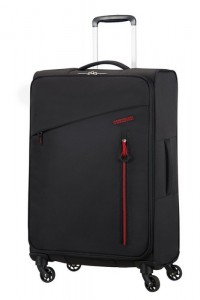 American Tourister Litewing M cestovní kufr 70 cm 2,4 kg 67 l Volcanic Black