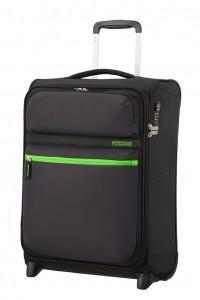 American Tourister Kabinový cestovní kufr Matchup Upright 77G 42,5 l – černá
