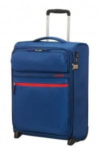 American Tourister Kabinový cestovní kufr Matchup Upright 77G 42,5 l – modrá