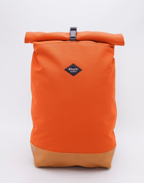 Batoh Braasi Industry Foxy Orange/Light Brown