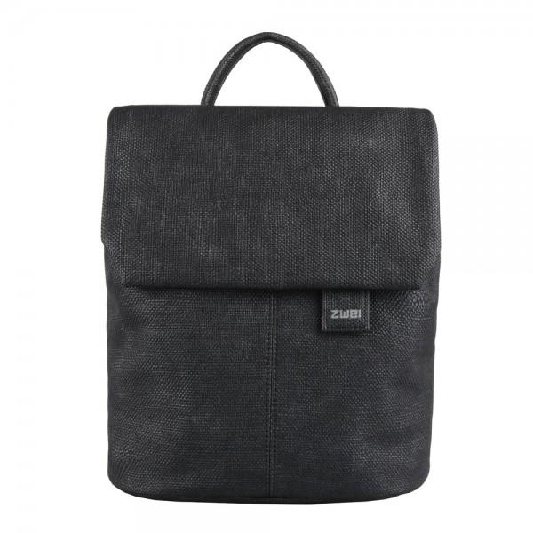 Zwei Dámský batoh Mademoiselle MR8 4 l – tmavě šedá