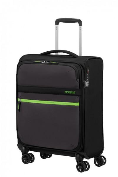 American Tourister Kabinový cestovní kufr Matchup Spinner 77G 42 l – černá